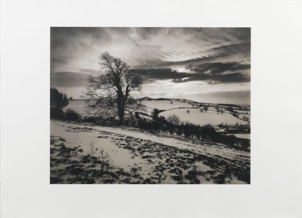 Don McCullin Batcombe Vale 1992-93 Gelatin Silver Print Image: 31.6 x 39.5 cm Sheet: 40.5 x 50.3 cm