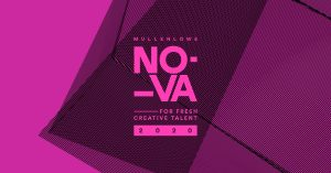 MullenLowe Group and Central Saint Martins Partner for 2020 MullenLowe NOVA Awards FAD MAGAZINE
