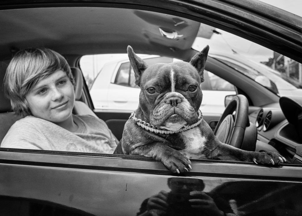 Miles Pilling - In the driving seat