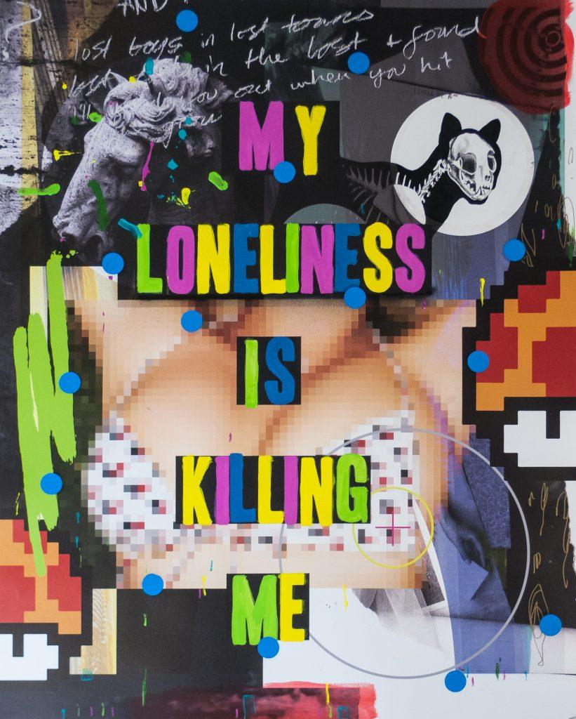 My Loneliness is Killing Me (c) Stuart Semple