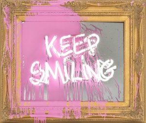 NEO102_KeepSmiling Mr Brainwash FAD MAGAZINE