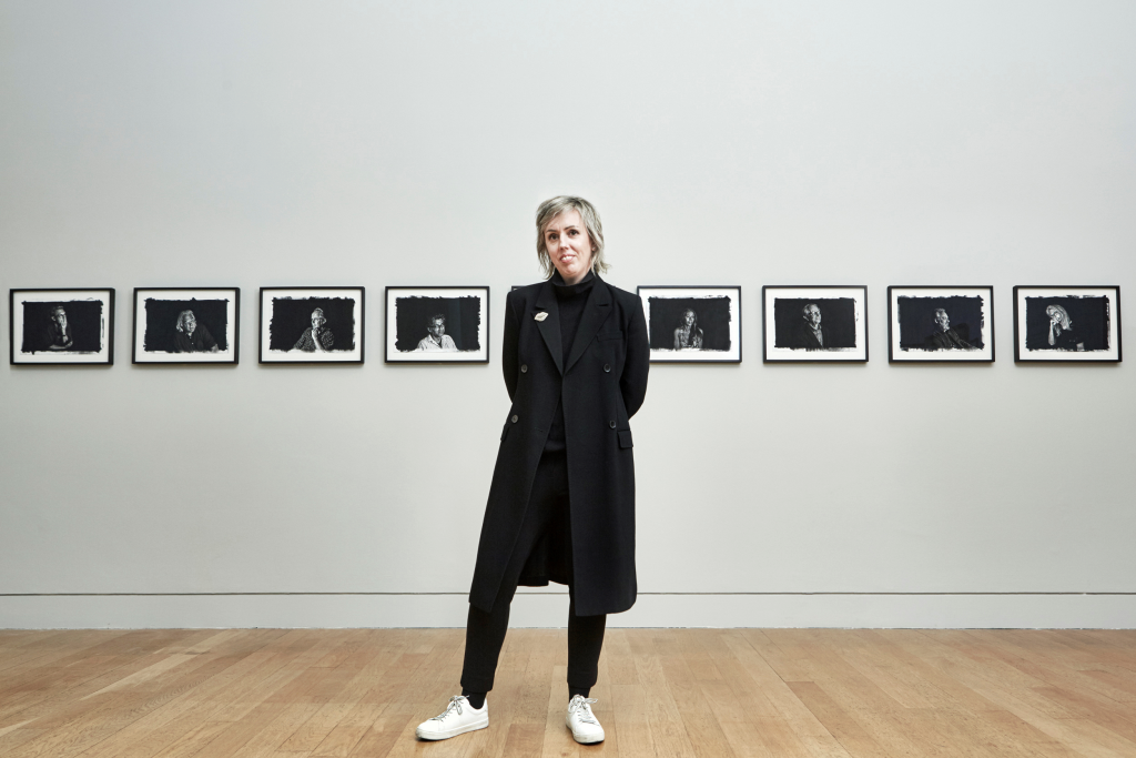 Nina Mae Fowler and are copyright National Portrait Gallery, London Photographed by Douglas Atfield