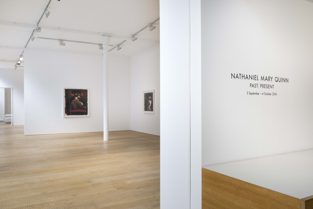Nathaniel Mary Quinn_Pace London_Installation Shot (3)