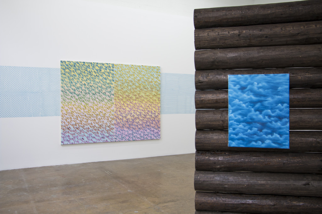 Neil Raitt, Cabinectomy (installation view) Goss-Michael Foundation, TX 2014