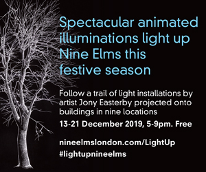 Nine Elms Light Up