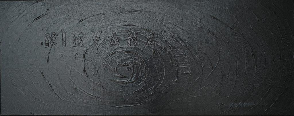 Michael Petry acrylic on canvas Nirvana FAD MAGAZINE