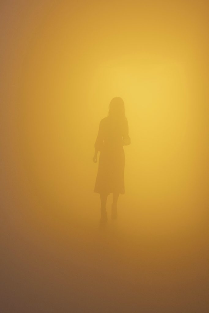 Olafur Eliasson, Din blinde passager 2010. Photo by Anders Sune Berg