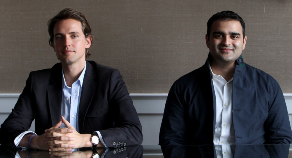 Paddle8 Cofounders 1024x556 Paddle8 have secured $6 million of extra funding