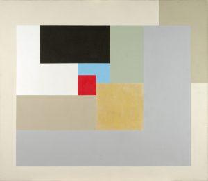 Ben Nicholson (1894-1982) Painting 1937, 1937 Oil on canvas 79.5 x: 91.5 cm