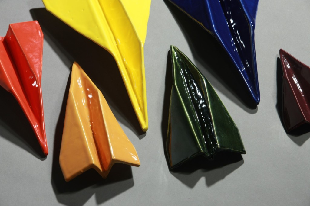Paper Planes (Ceramic)