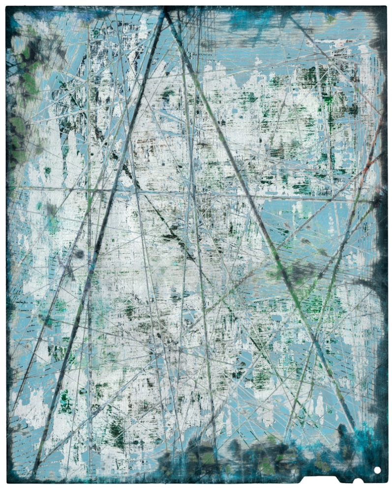 Parla_Pushing and Pulling Time_2015_ 51 x 41 inches_0