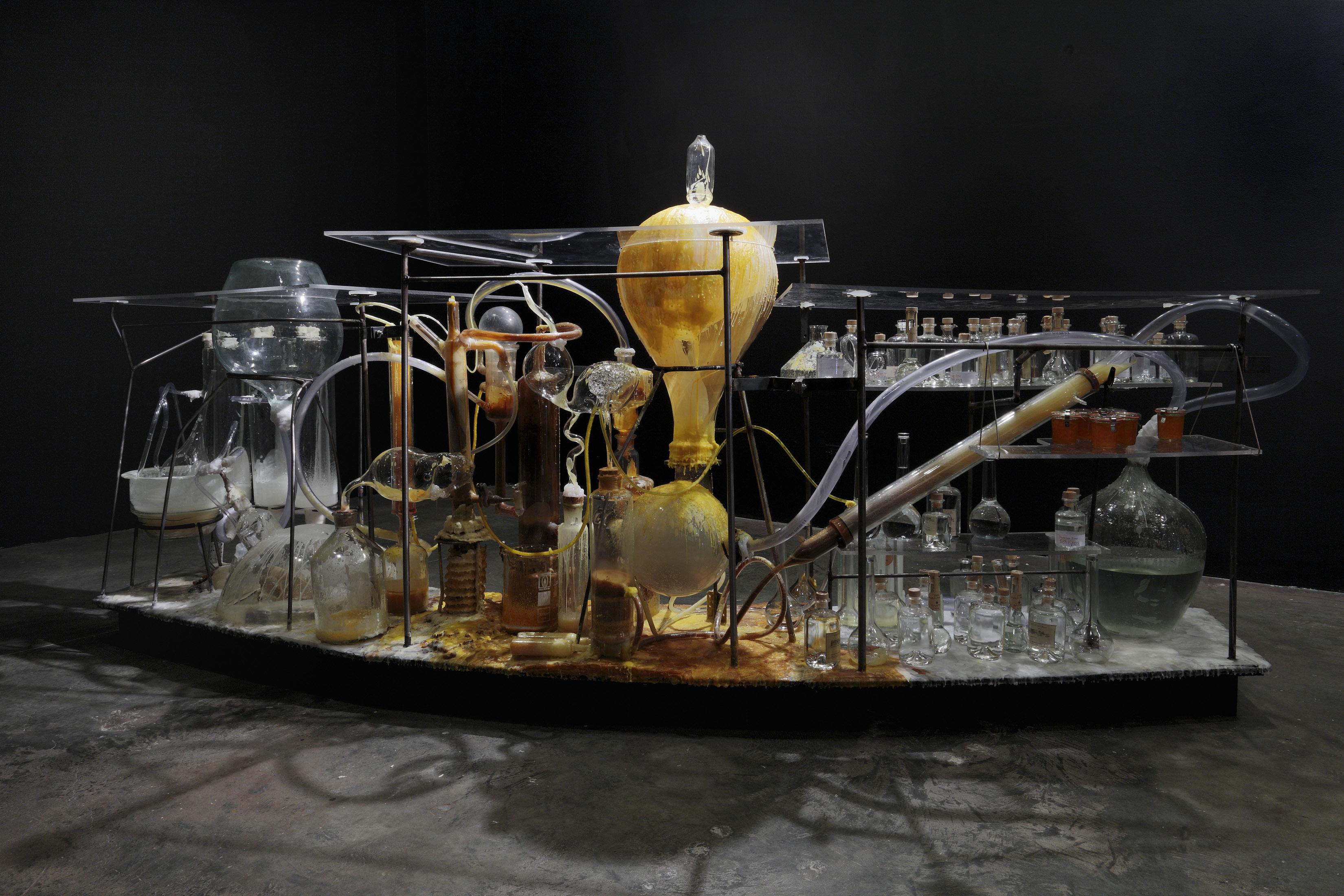 Paul Renner. Die Weihung Der Bar Install, 201