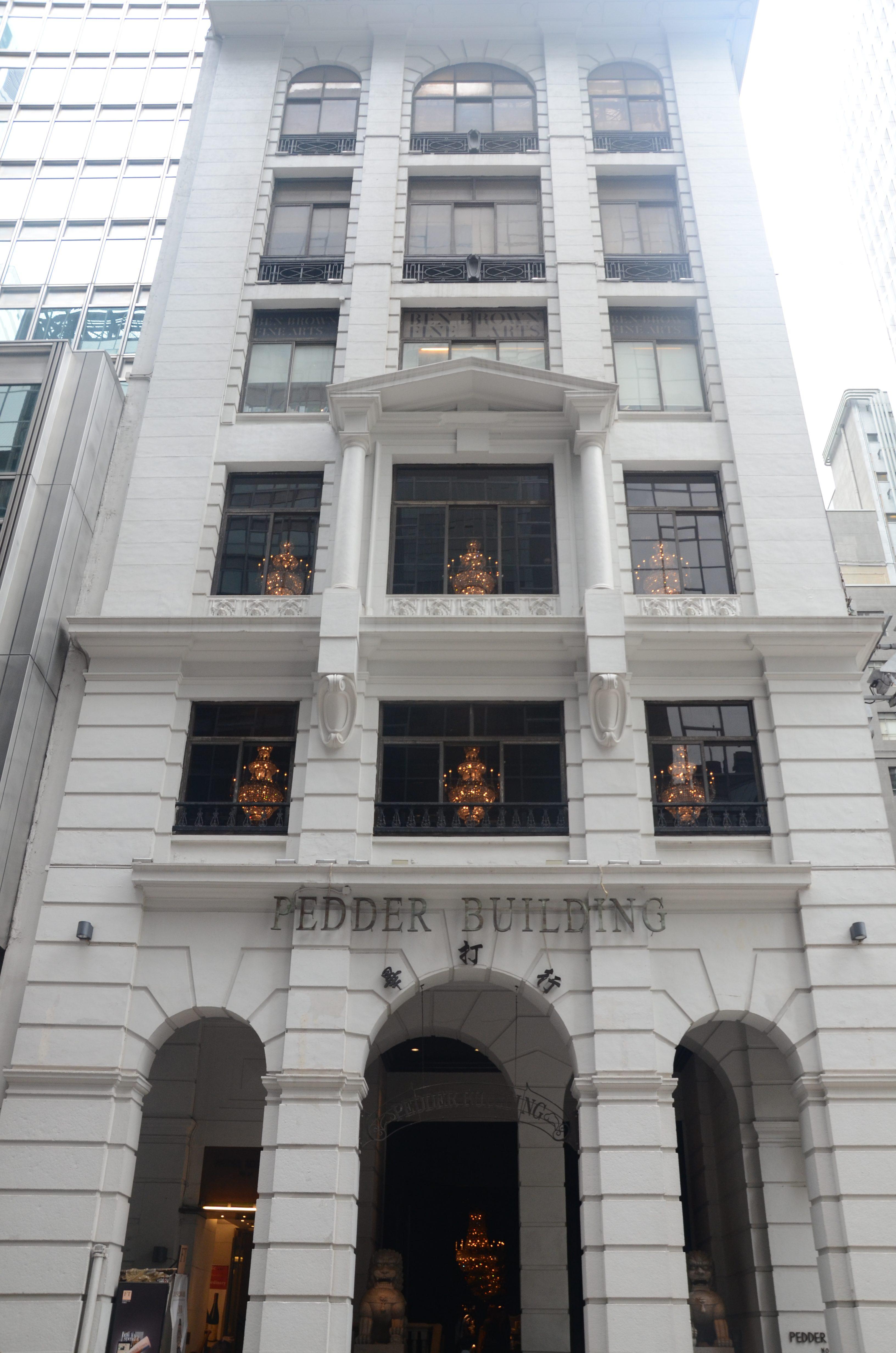 Pedder building exterior image