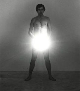 Peter Hujar: 'Self-portrait', 1966 FAD magazine