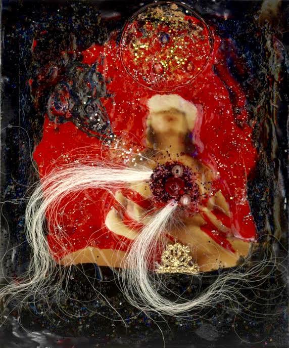 Photo Me Red (Polaroid) 2005