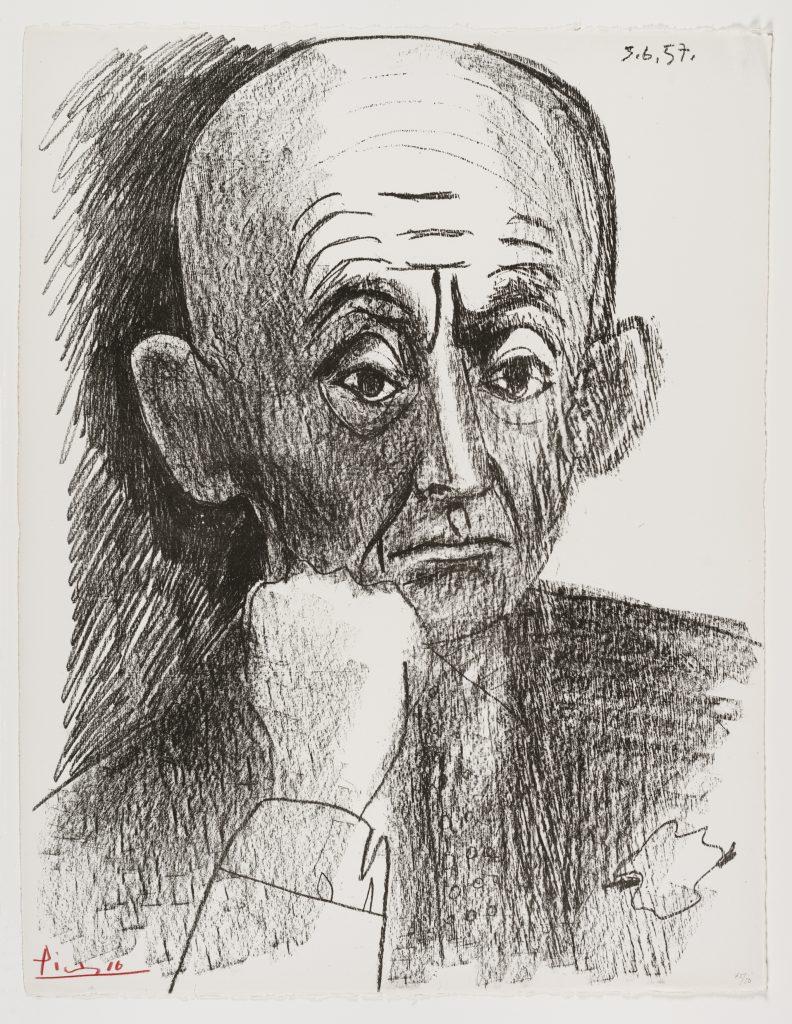 Picasso-Portrait-de-D.H-Kahnweiler
