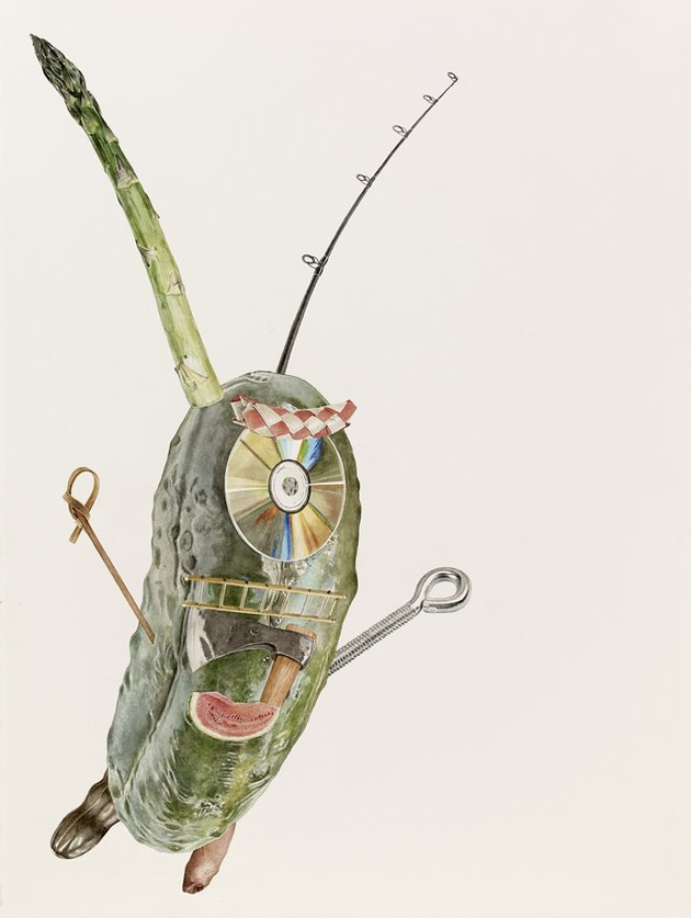 Plankton_Sheldon_2013_30_x_22_inches_Watercolour_on_Arches_300_lb_hot_press_paper_23356bbedc