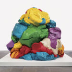 Jeff Koons, Play-Doh, 1994–2014. Private Collection. © Jeff Koons. Photo: Tom Powel Imaging.