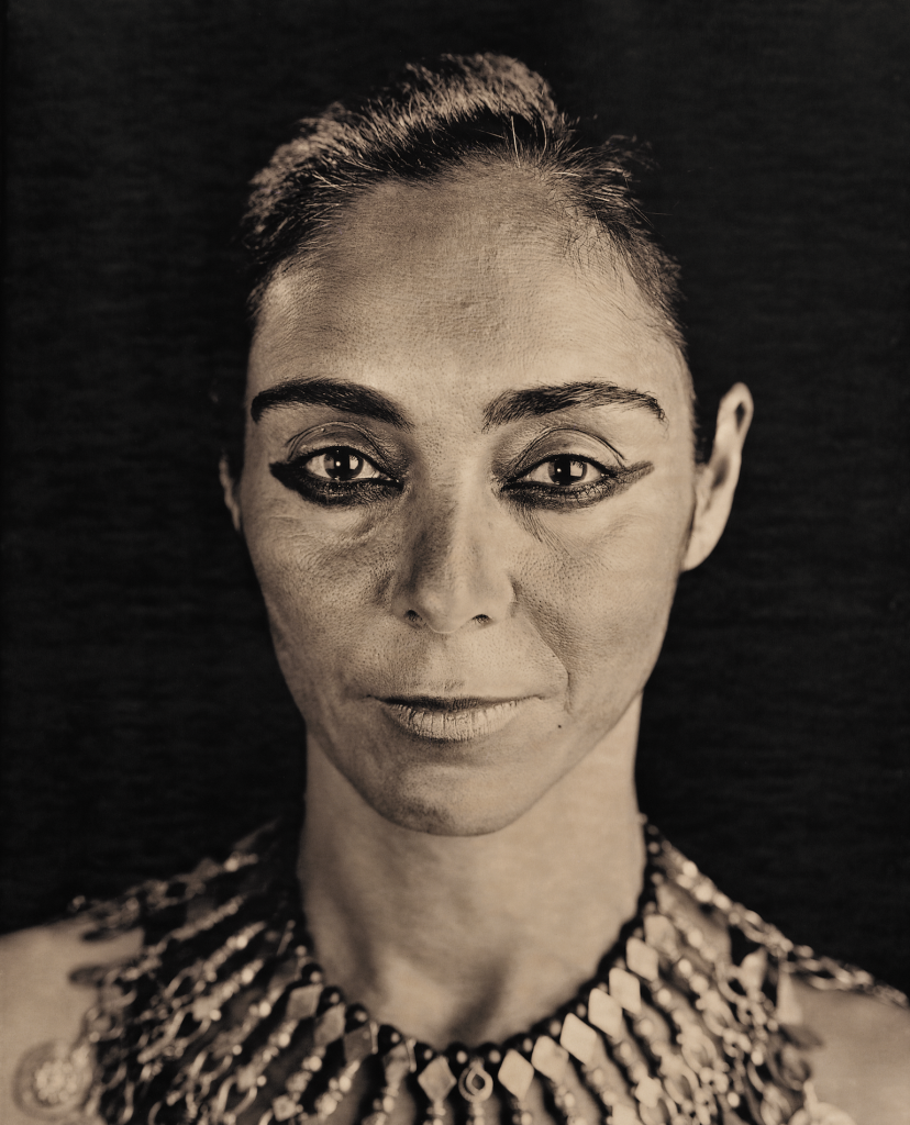 Portrait of Shirin Neshat