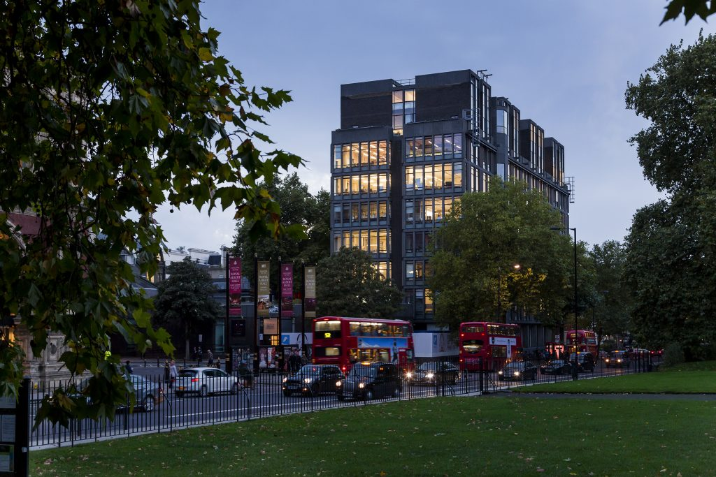 Royal College of Art is rankers world's top art & design university for fifth year in succession