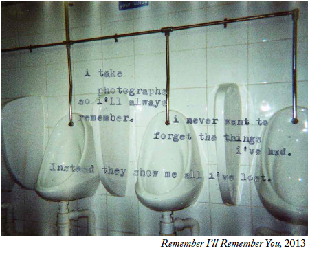 Remember I'll Remember You
