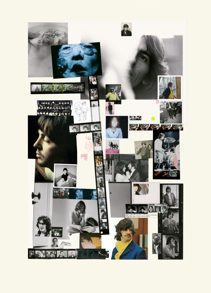 Richard Hamilton, Beatles, 2007, Inkjet digital print on Somerset Enhanced Radiant White Velvet paper, © The Estate of Richard Hamilton, Courtesy Alan Cristea Gallery