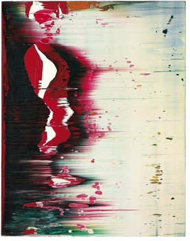 Richter.1996 Opening Tonight Thursday 15th November A House of Leaves. Second Movement at David Roberts Art Foundation