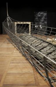 Roskilde 6 i Egmonthallen set fra siden Foto nationalmuseet