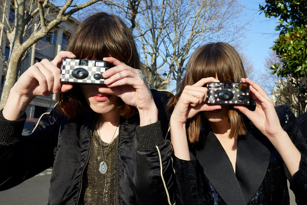 Saint Laurent Rive Droite X Lomography