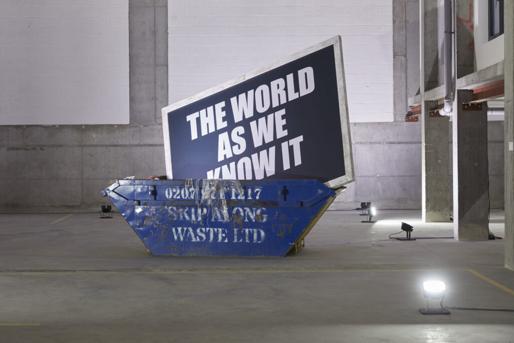SARAH MAPLE - THE WORLD AS WE KNOW IT