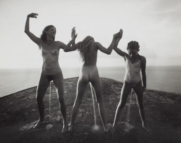 Sally Mann: 'The Three Graces', 1994