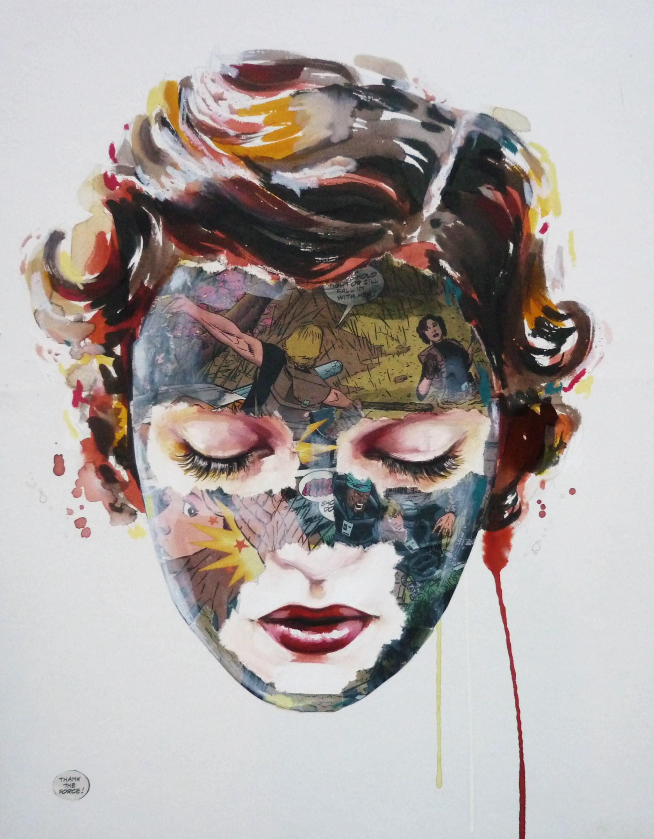 Sandra Chevrier_La Cage et la force