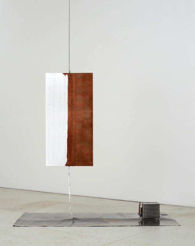 Pier Paolo Calzori Senza titolo (Untitled), 1988, @ Marianne Boesky Gallery