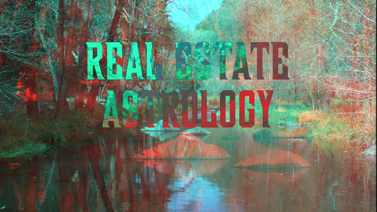 Tiziana Di Caro Real Estate Astrology, 2015 Film (3D anaglyph) , color, sound