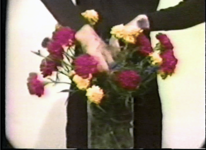 BAS JAN ADER Primary Time, 1974, U-matic film transferred to DVD @ Meliksetian | Briggs
