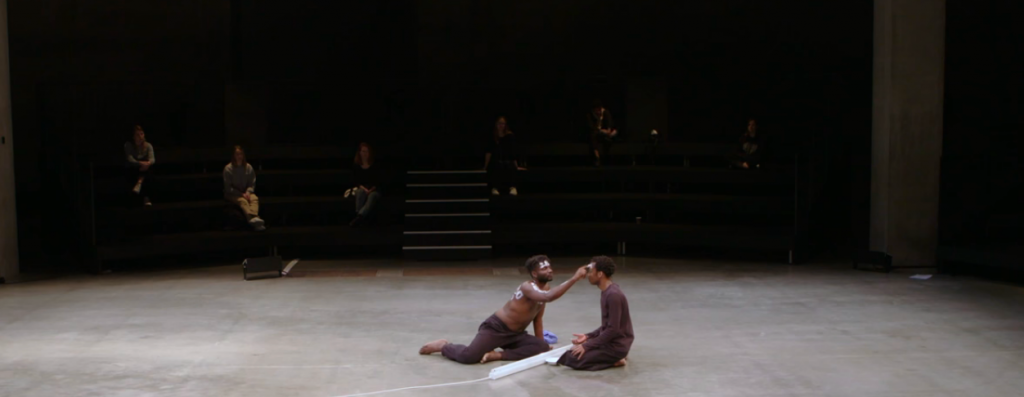 New exclusive online-only performance by Faustin Linyekula live on Tate