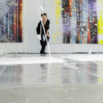 Photo courtesy of Sarah Sze studio and Gagosian