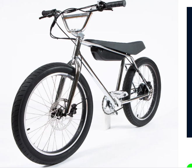 Zooz a great electric bike for now. FAD MAGAZINE