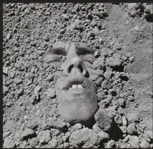 David Wojnarowicz's 'Untitled (Face in Dirt)