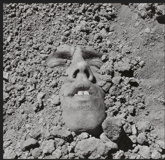 David Wojnarowicz's 'Untitled (Face in Dirt)
