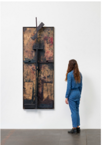 Xavier Hufkens is to present a new series of assemblages by Sterling Ruby