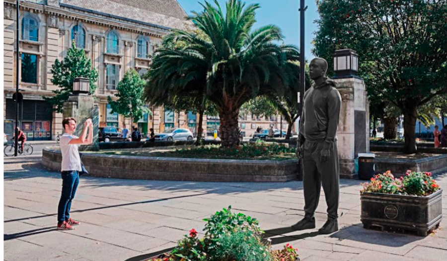 Two major new public artworks to honour Windrush Generation announced by Hackney Council