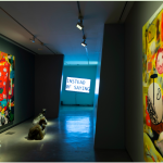 Art in the Age of Anxiety, 2020. Installation view: Sharjah Art Foundation. Photo: Danko Stjepanovic