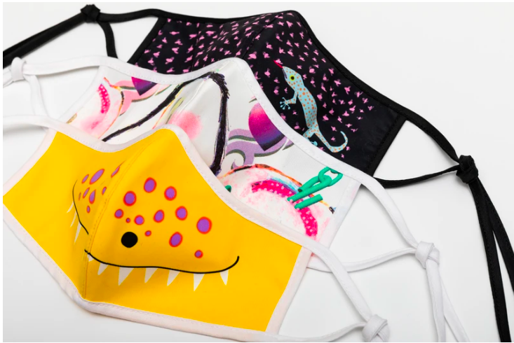 Phillips launch artist designed limited-edition face masks in aid of nonprofits FAD MAGAZINE