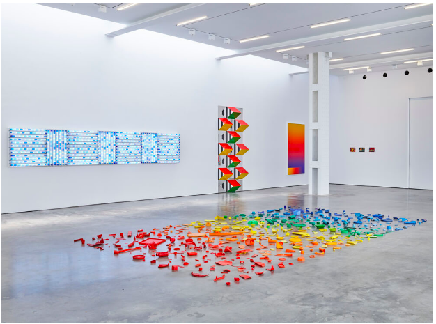 Lisson Gallery has reopened its New York galleries with an exhibition of 17 of its artists. FAD MAGAZINE