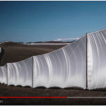 Learn about Christo and Jeanne-Claude's Running Fence