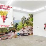 Jack Burton Pro-Social Fries Installation view photo by Corry Bartle-Sanderson FAD MAGAZINE