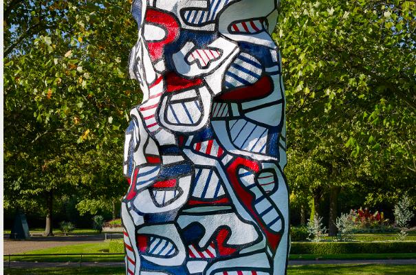 Jean Dubuffet's iconic 13ft sculpture Tour aux récits FADmagazine