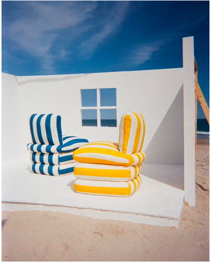The Pillow Chair by ASH NYC