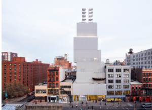 New Museum to open mid September. FAD magazine